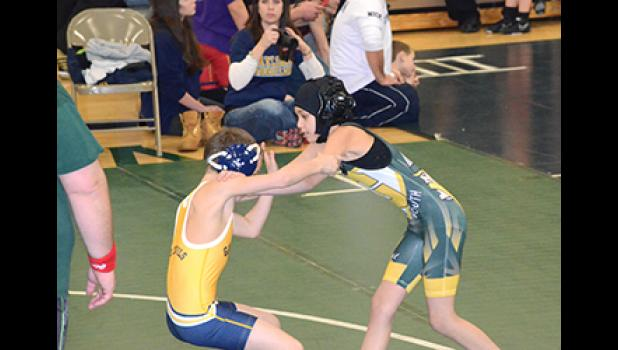 Youth wrestling program gets ready for busy year of